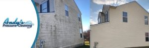 Soft washing in Middletown, DE