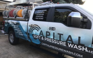 Capital Soft & Pressure Wash