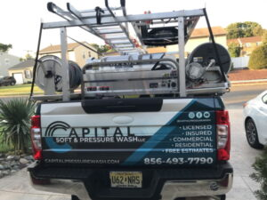 South Jersey pressure cleaning